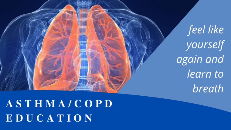 Asthma/ COPD Education